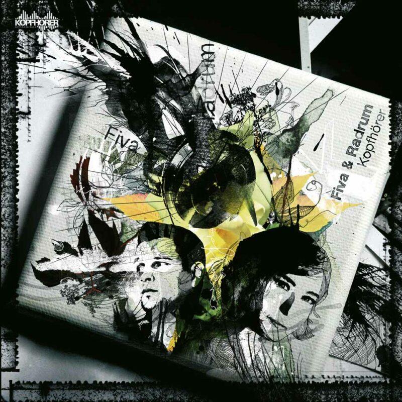 Album Cover - Kopfhörer