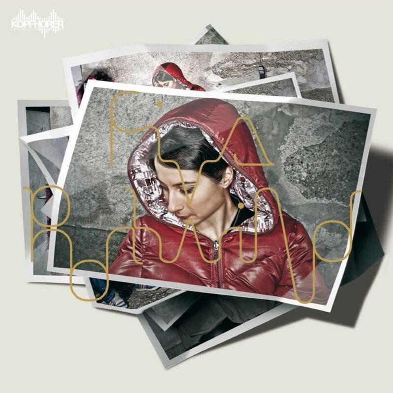 Album Cover - Rotwild