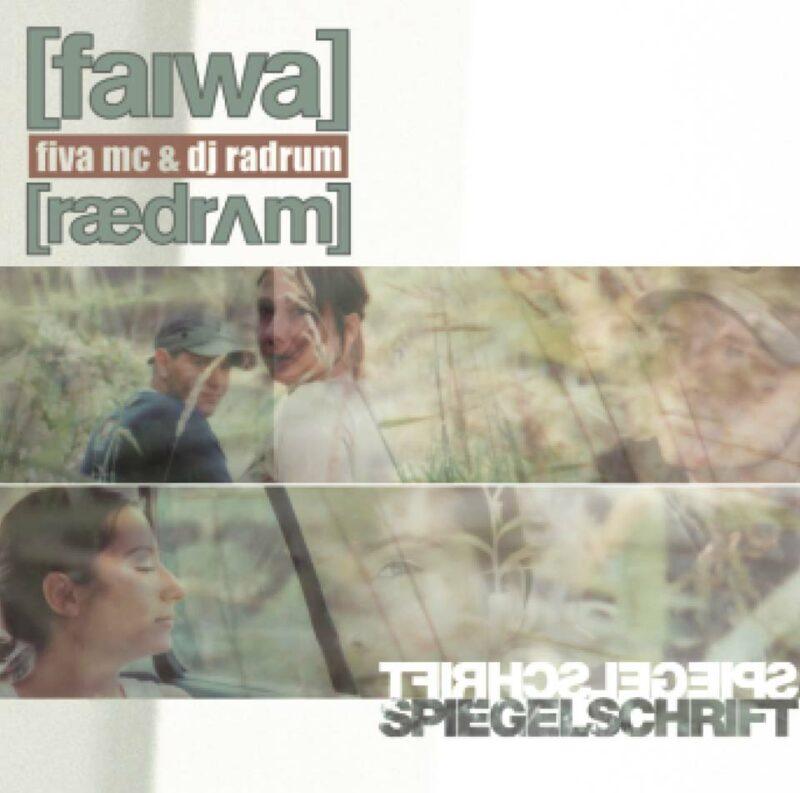 Album Cover - Spiegelschrift